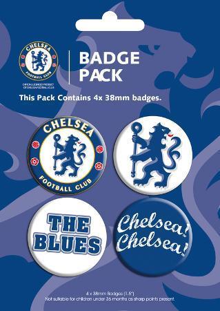 Chelsea Badge Pack