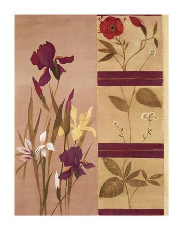 Windowpane Floral II