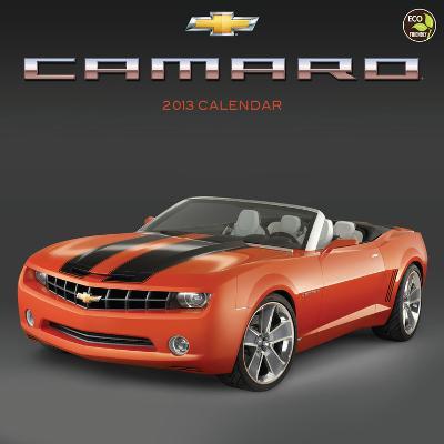 Camaro - 2013 Calendar