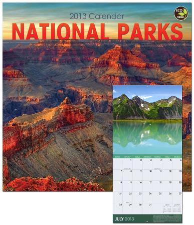 National Parks - 2013 Calendar