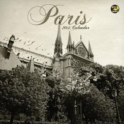 Paris  - 2013 Mini Calendar