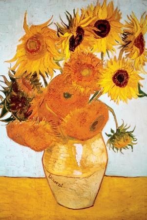 Sunflowers, c.1888