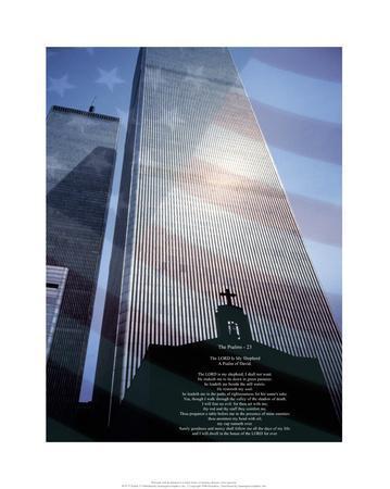 World Trade Center, Psalm 23