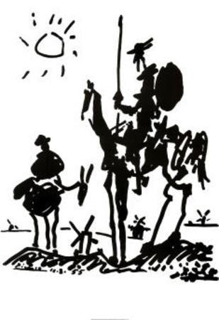 Don Quixote, c. 1955