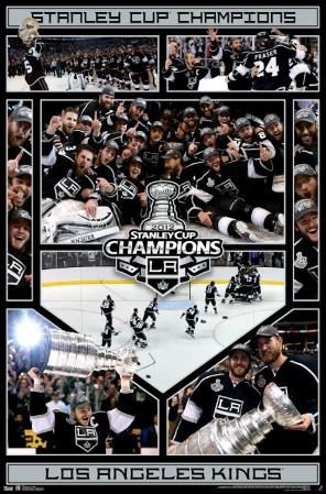 2012 Stanley Cup - Celebration Los Angeles Kings