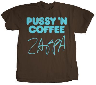 Frank Zappa - Pussy 'N Coffee