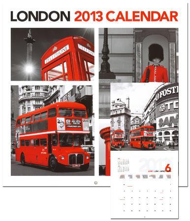 London - 2013 Calendar