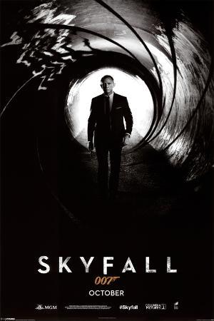 James Bond - Skyfall Teaser