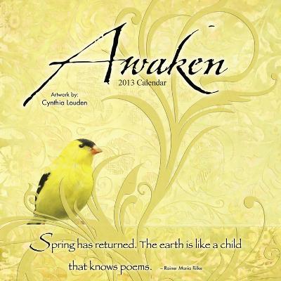 Awaken - 2013 Mini Calendar