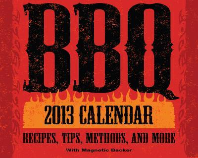 BBQ - 2013 Mini Day-to-Day Calendar