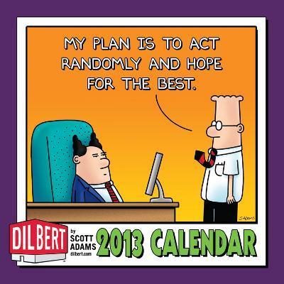 Dilbert - 2013 Mini Calendar