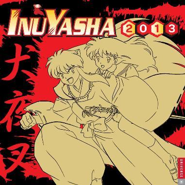 Inuyasha - 2013 Calendar