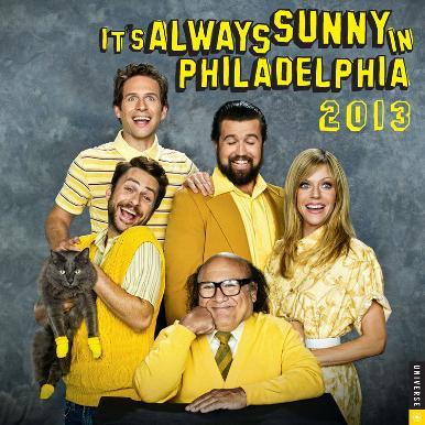 It's Always Sunny in Philadelphia - 2013 Calendar