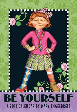Mary Engelbreit - 2013 Monthly Pocket Planner