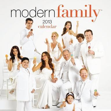 Modern Family - 2013 Calendar