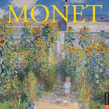 Monet - 2013 Calendar