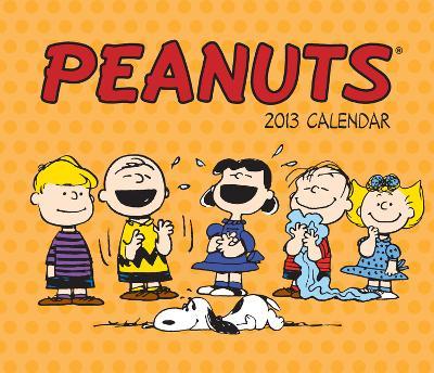 Peanuts - 2013 Weekly Planner Calendar