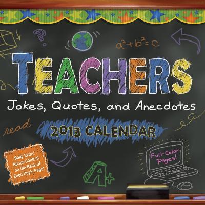 Teachers - 2013 Day-to-Day Calendar