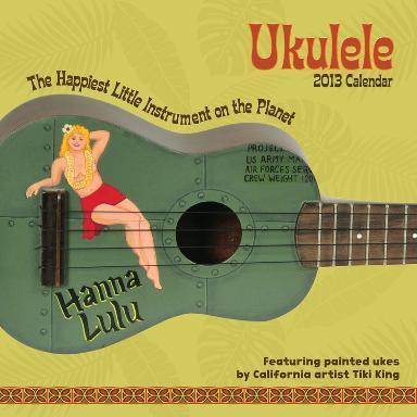 Ukulele - 2013 Calendar