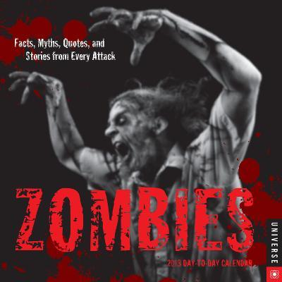 Zombies - 2013 Day-to-Day Calendar