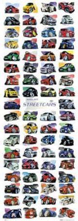 Kool Art - Street Cars