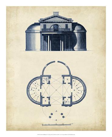 Architectural Blueprint IV