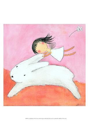 Fairy on Hare