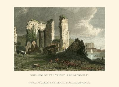 Remains of Priory, Haverford West