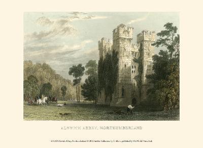 Ainwick Abbey, Northumberland