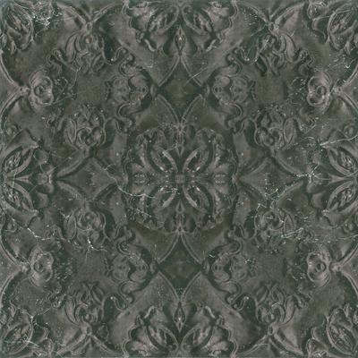 Embellished Tin Tile I