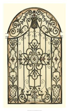 Printed Majestic Gateway II