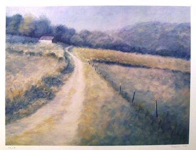 Untitled (Farm Lane)