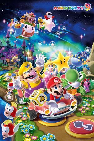 Nintendo-Marioparty 9