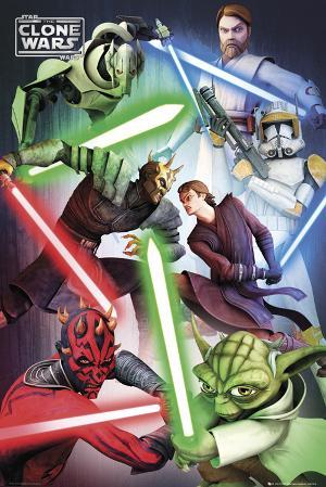 Clone Wars-Good vs Evil