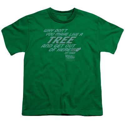 Youth: Back to the Future - Make Like a Tree