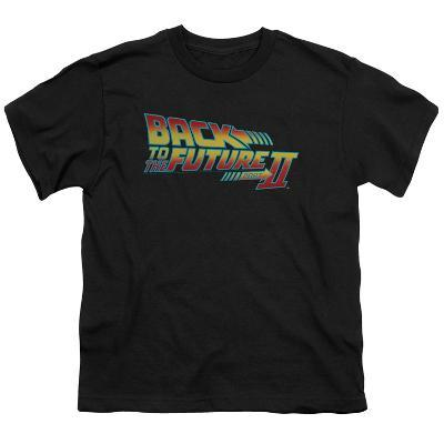 Youth: Back to the Future - BTTF 2 Logo