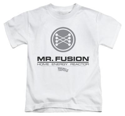 Juvenile: Back to the Future - Mr Fusion Logo