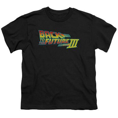 Youth: Back to the Future -  BTTF 3 Logo