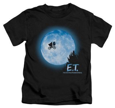 Juvenile: E.T. The Extra Terrestrial - E.T. Moon Scene