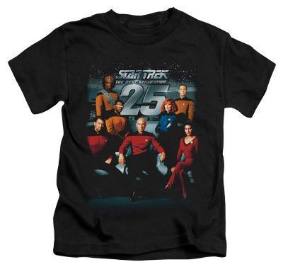 Youth: Star Trek - 25th Anniversary Crew
