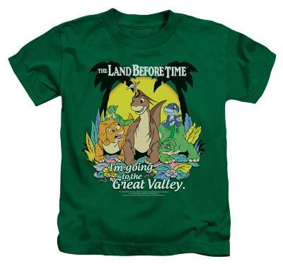 Juvenile: Land Before Time - The Great Valley
