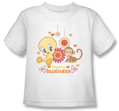 Toddler: Baby Tweety - Monkey Business