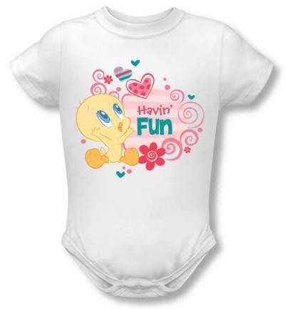 Infant: Baby Tweety - Havin' Fun