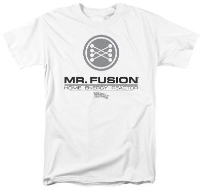 Back to the Future - Mr Fusion Logo
