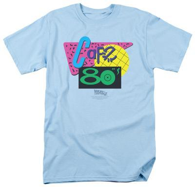 Back to the Future - Café 80's