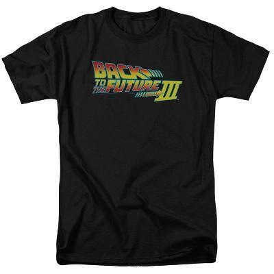 Back to the Future -  BTTF 3 Logo