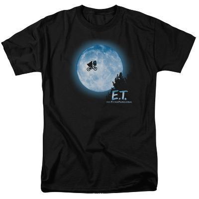 E.T. The Extra Terrestrial - E.T. Moon Scene