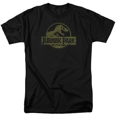 Jurassic Park - Distressed Logo