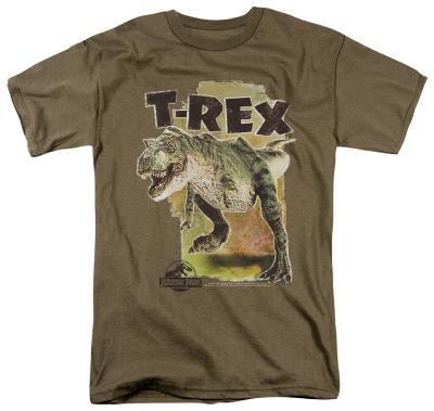 Jurassic Park - T Rex