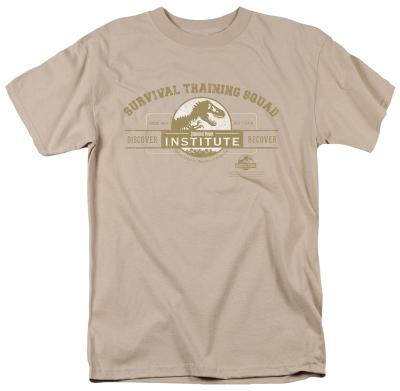 Jurassic Park - Survival Training Squad